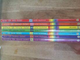 Daisy Meadows (Rainbow Magic) book set (7 books) - £4