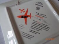 four red arrows plates for sale