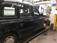 Tx4 taxi. ENGINE PROBLEMS