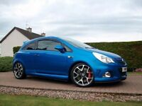 November 2011 Forged Corsa VXR 280 BHP *LOW MILES**STUNNING CAR*