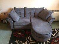 Small Chaise Sofa