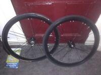 700c fixed gear wheel set.