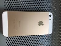 Iphone 5S 64 GB Gold Colour Excellent Condition Factory Unlocked Any Network Any Country