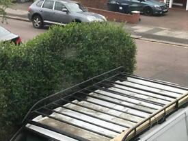 Nissan Primastar, Renault Traffic, Vauxhall Vivaro Roof rack