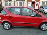 Mercedes A140 low mileage