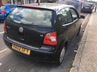 Volkswagen polo 1.4 2002 Automatic spare or repair.... Yaris Civic Focus