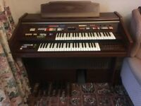 Technics U50 electric organ for sale
