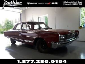 1966 Chrysler Windsor | FRESH MVI | 383 2 BARREL | 4 DOOR |