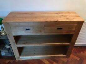 Lovely solid oak unit from Next - Hudson sideboard