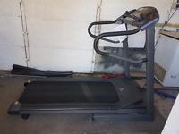 Folding treadmill Horizon Omega 2CS
