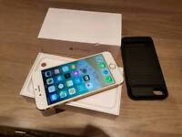 IPhone 6 gold (64gb) in brand new condition (unlock to any network)