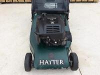 Hayter Harrier 48 Autodrive lawnmower, mower.