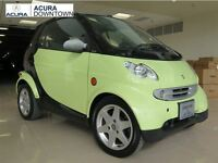 2006 smart fortwo DIESEL CITY GAS SAVER