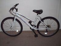 "Ladies/Womens British Eagle Sorrento 17"" Mountain Bike (will deliver)"