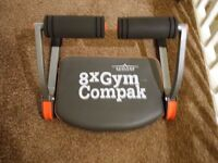 8xGymn Compak (as new)