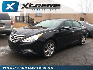 2012 Hyundai Sonata LIMITED/ PANORAMIC ROOF/ NAVIGATION/ LEATHER