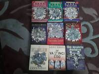 // NOW REDUCED \\ Set of 9 parody books