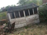 Shed FREE but must be collected and moved yourself