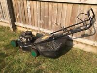 Qualcast Trojan 18 Petrol Lawnmower