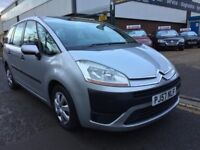 """CITREON C4 PICASSO 2.0 PETROL """"""""57 PLATE"""""""" 7 SEATER F/S/H !!!"""