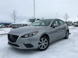 2014 Mazda MAZDA3 SPORT GX-SKY BLUETOOTH, POWER PKG, A/C