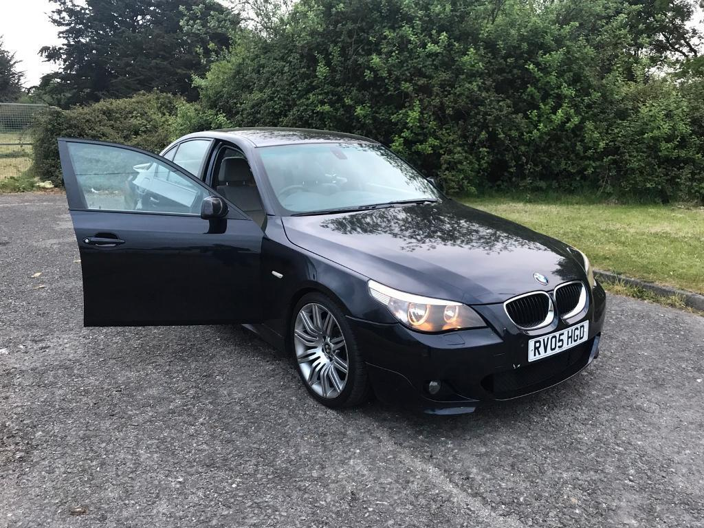 bmw e60 525i m sport in corfe mullen dorset gumtree. Black Bedroom Furniture Sets. Home Design Ideas