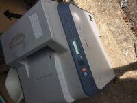 Samsung printer for spares or repair