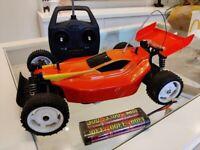 Tamiya Gravel Hound 4WD Buggy Acoms Radio Gear 2 x 3300Mah Battery Packs