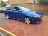 Mitsubishi Lancer Gs3 2009 2.0 DI-D Px Welcome