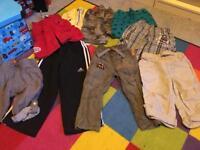 Huge Boys 12-18 month trouser & shorts bundle