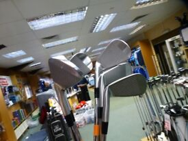 Mizuno Golf MP-25 Forged Iron Set (6-PW) - KBS Stiff Shafts