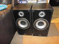 100 Watts Each Speaker Studio Power