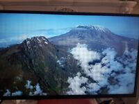 """lED TV. size 43"""".Used for 1 year only. Ready 4 wall mounting.Digihome 42278FHDDLED"""