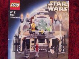 Star Wars Lego 4480