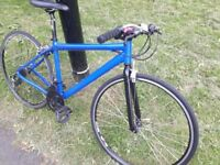 FULLY SERVICED Men Women CUSTOM BUILT Lightweight SMALL Road Racer Bike Bicycle EXCELLENT CONDITION