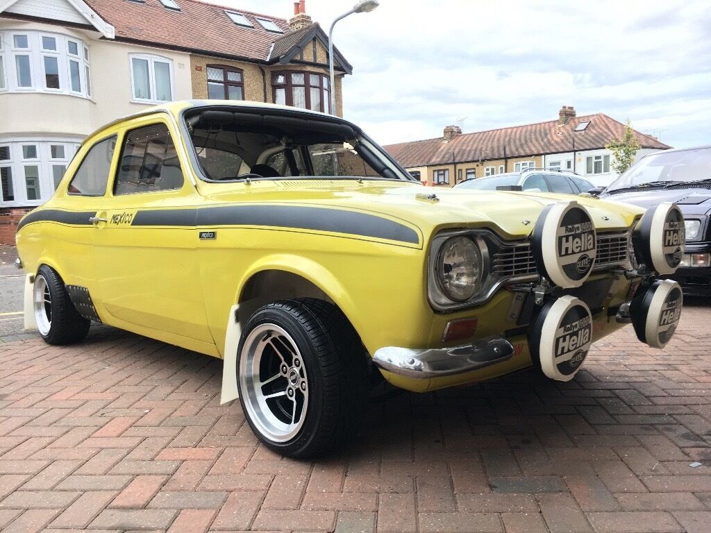 Ford Escort Mk1 Mexico QUICK SALE | in Redbridge, London | Gumtree