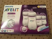 Avent Natural Newborn Starter Kit BRAND NEW