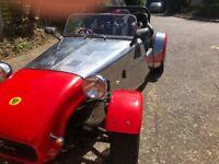 Robin Hood 2B wide bodied Kit Car. 1.8 Pinto 5 Speed Gear Box
