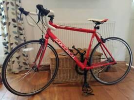 Road bike, Carrera Zelos