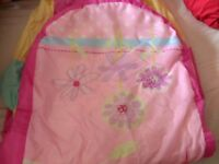 Girls ready bed cover