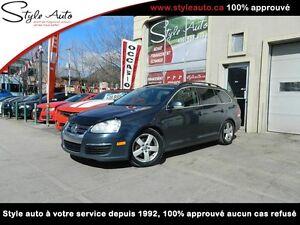 2009 Volkswagen Jetta SportWagen SPORT TOIT PANORAMIC