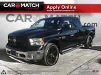 2017 Ram 1500 OUTDOORSMAN / CREW CAB / 4X4 / NO ACCIDENTS Cambridge Kitchener Area Preview