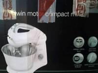 Twin Motor Compact Mixer