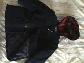 Boys coat 2-3yrs. Hardly worn, in very good condition