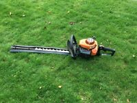 Tanaka THT-210 Petrol Hedge Trimmer
