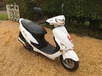 Peugeot V Clic 50cc Scooter