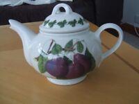 Portmeirion Individual Teapot