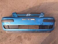 Hyundai Getz front bumper - Hyundai Getz car parts spares