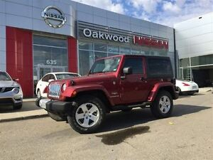 2011 Jeep Wrangler 2011 Jeep Wrangler Sahara 2 door. Local Vehic