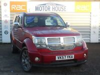 Dodge Nitro SE TD (WOW FACTOR) FREE MOT'S AS LONG AS YOU OWN THE CAR!!!! (red) 2007